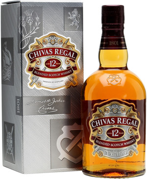 Chivas regal 12 лет